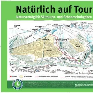 """Kuhgehrenspitze - """"Natürlich auf Tour""""-Touren"""