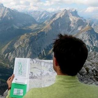 Karte lesen