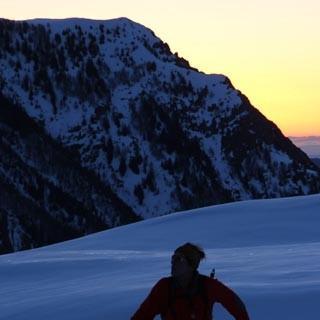Skitouren im Valle Stura - Bildergalerie