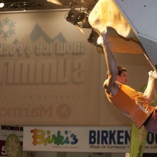 2011 Deutscher Bouldercup ISPO
