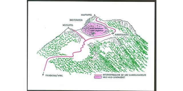 Natürlich auf Tour: Breitenstein