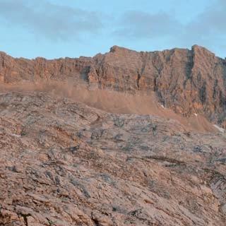 Platterdings Wildnis: Das Leutascher Platt ist kleiner, aber ruhiger als das an der Zugspitze