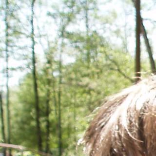 Kindergruppe am Brunnen, Foto: Jubi/ Bärbel Nuss