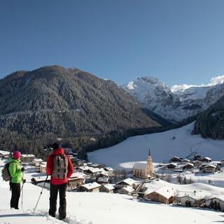 Winterwandern rund um Kartitsch, Foto: Tirol Werbung/Frank Stolle
