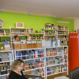 BibliothekDAVLesesaal