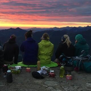 gemeinsames Bergglück, Bild: JDAV/Kathrin Weber