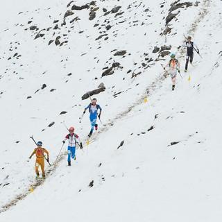 Wenig Schnee auf der Strecke © Seebacher / DAV