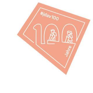 100 Jahre - 100 Menschen Motiv der JDAV