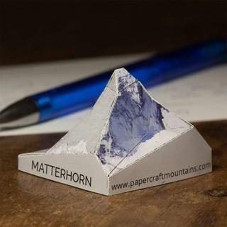 papercraftmountain-Matterhorn