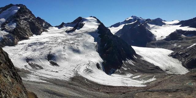 Das Erschließungsgebiet rund um den Linken Fernerkogel. Foto: WWW/Vincent Sufiyan