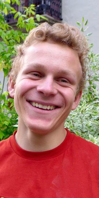 Lorenz Gahse vom DAV-Expedkader