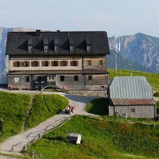 Das Rotwandhaus, Foto:DAV