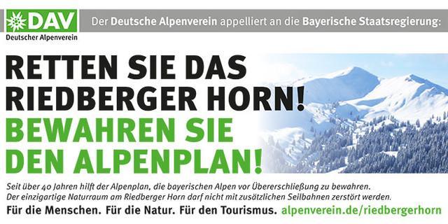 Banner-Riedberger-Horn