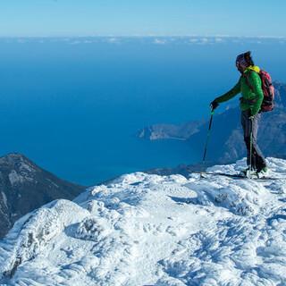 Griechenland bietet auch Winter und hohe Berge. Foto: Constantine Papanicolaou