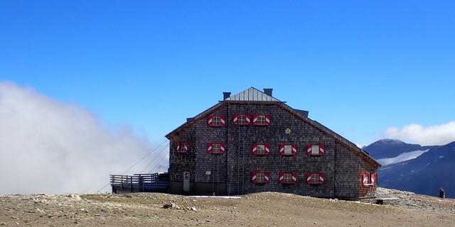 Oberwalderhütte Foto: ÖAV