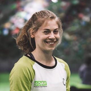 Alma Bestvater; Foto: DAV/Klaus Listl