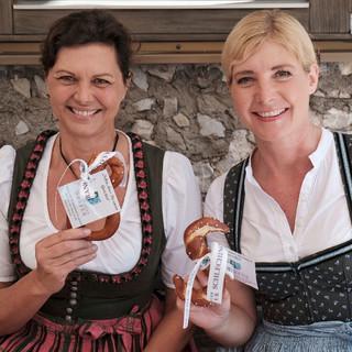 Zu den Ehrengästen zählten Bayerns Wirtschaftsministerin Ilse Aigner und Bayerns Umweltministerin Ulrike Scharf. Foto: DAV/Hans Herbig