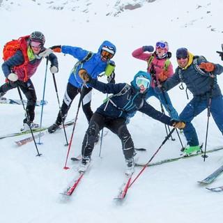 Nachwuchscamp-Skibergsteigen