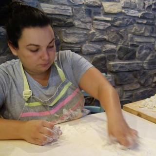 """Die lokale Pasta ist natürlich """"fatto in casa"""" – hausgemacht. Foto: Joachim Chwaszcza"""