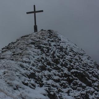 Am Wochenende muss man sowohl mit Schneekontakt, als auch mit Schmuddelwetter rechnen. Foto: M. Pröttel