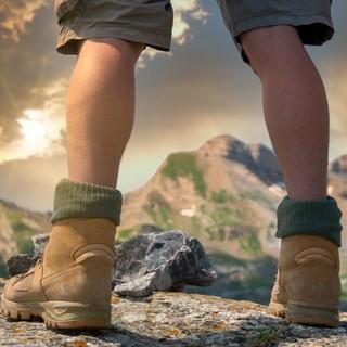 """Beim Wandern kann man """"Berge versetzen"""" - vor allem gesundheitlich"""