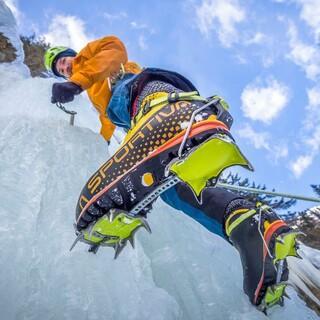 Eisklettern in Osttirol, Foto: DAV/Silvan Metz
