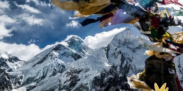 """Titelbild des Kalenders """"Welt der Berge 2019"""""""