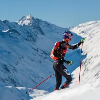 Der Berchtesgadener Anton Palzer startet mit einem Heimvorteil am Jenner. Foto: Balz Weber
