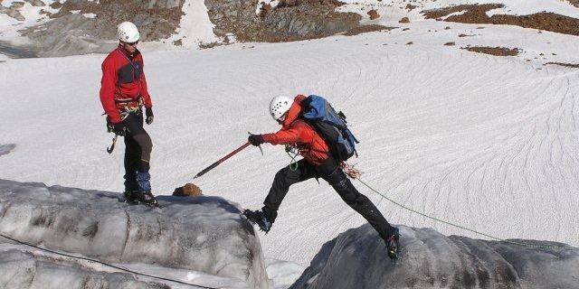 Steigen Sie ein und engagieren Sie sich ehrenamtlich beim Deutschen Alpenverein!