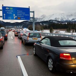 Stau auf der Autobahn, Foto: ClipDealer