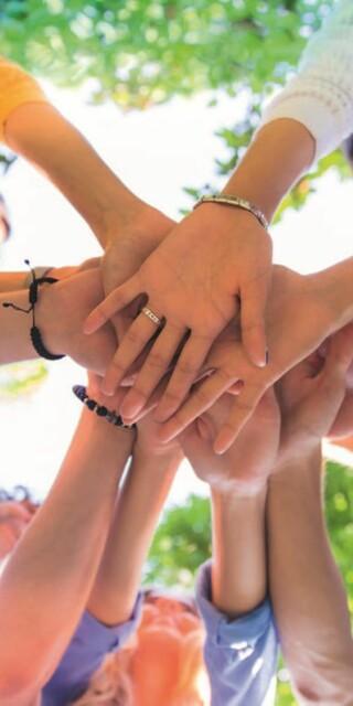 Miteinander wird in Vereinen meist großgeschrieben. Foto: DAV