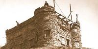 Bau der Siegerlandhütte, 1928. Sektion Siegerland