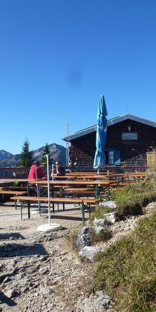 Die Brunnekopfhütte, Foto: DAV/ Xaver Wankerl