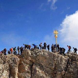 Gipfel Zugspitze, Quelle: Open Pics