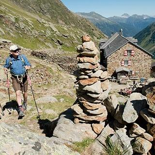 Bergwandern-Gesundheit