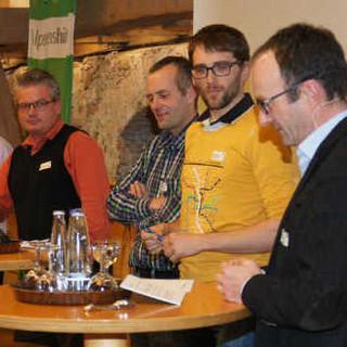 Teilnehmer der Podiumsdiskussion (Foto: ZUK Benediktbeuern)