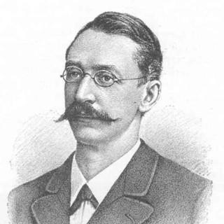 a Johann Stüdl historisches Portrait