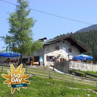 Geburtstagssommerfest auf der Albert-Link-Hütte, Foto: T. Gesell