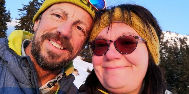 Die Wirtsleute Ilona und Gerhard, Foto: Ilona Hultsch