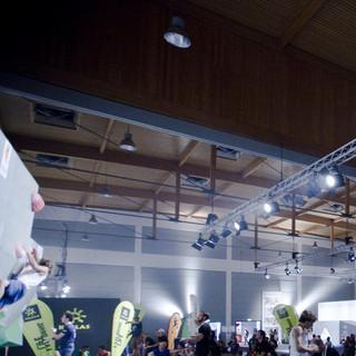 Bildergalerie Deutsche Meisterschaft Bouldern 2014 Friedrichshafen - Quali und Halbfinale