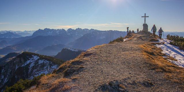 Auf dem Geigelstein. Foto: Chiemgau Tourismus e.V.