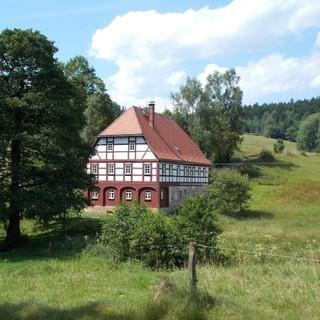 Saupsdorfer Hütte Foto Christian Walter