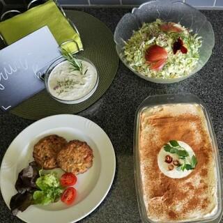 Essen aus der Jubi; Foto: Jubiarchiv