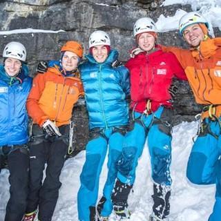 Die Teilnehmer des DAV Expeditions-Kaders 2015