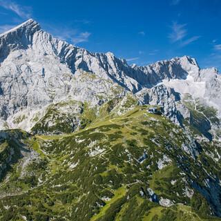 Die Alpspitze, Foto: Jörg Bodenbender