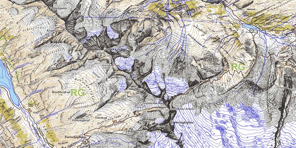 Kartenausschnitt 2006
