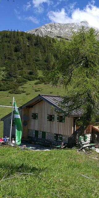 Das Schneibsteinhaus, Foto: Schneibsteinhaus