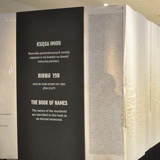 Jüdische Ausstellung: Buch der Namen&#x3B; (c) Jonas Freihart