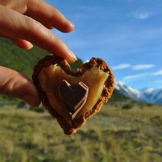 Die Liebe zu den Bergen Helene Schleining