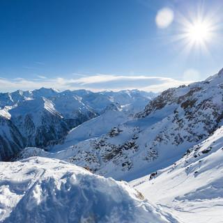 Berglandschaft im Val di Sole, Foto: Marco Corriero